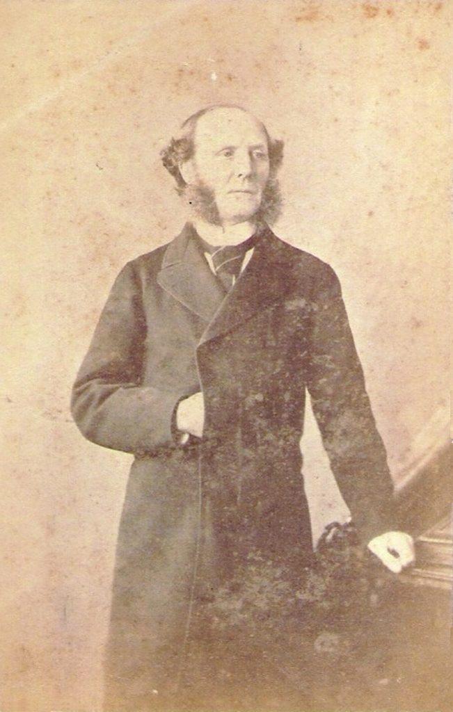 Thomas Wheelock (Circa 1850s)