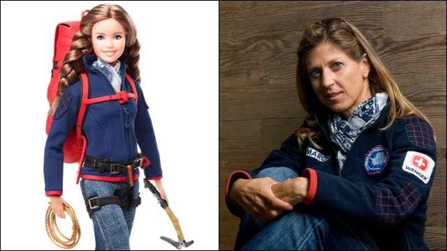 On her 60th birthday, Barbie honours 20 Sheroes