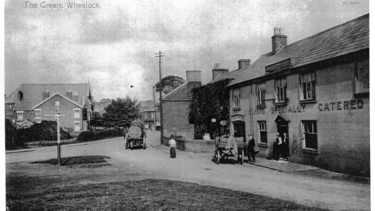 Photos from turn of the Century – Village life