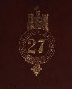 Capt. Anthony Wheelock 27th (Inniskilling) Regiment – Admiralty